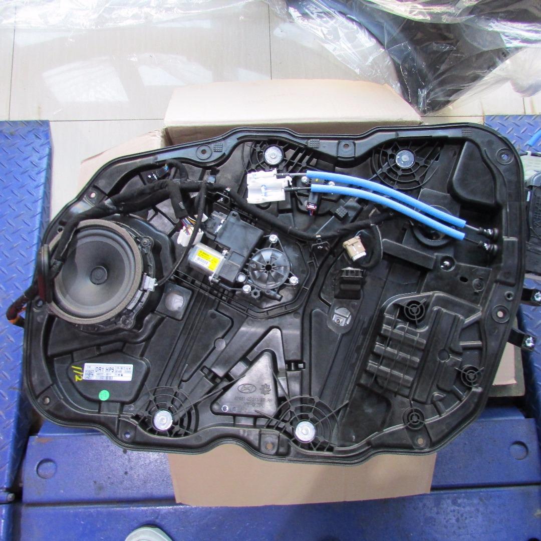 EQ900 압축도어(고스트도어)