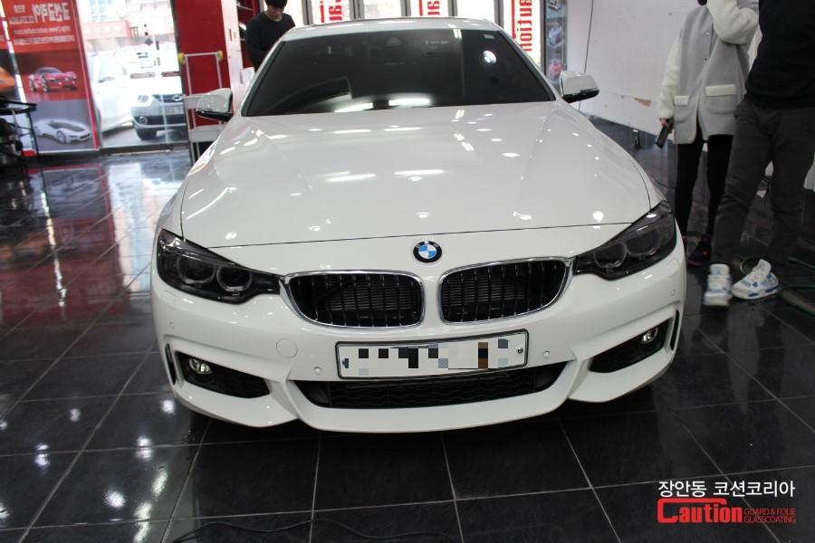 BMW 428i 라이트필름