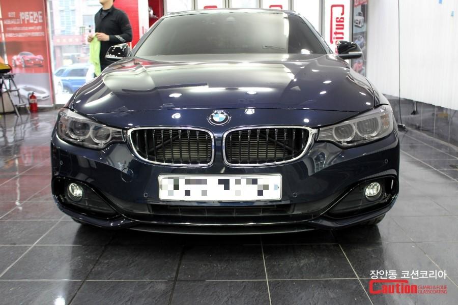 BMW 420d 라이트필름