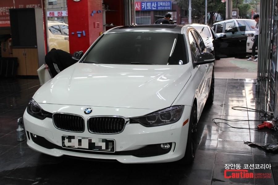 BMW 320d 라이트필름