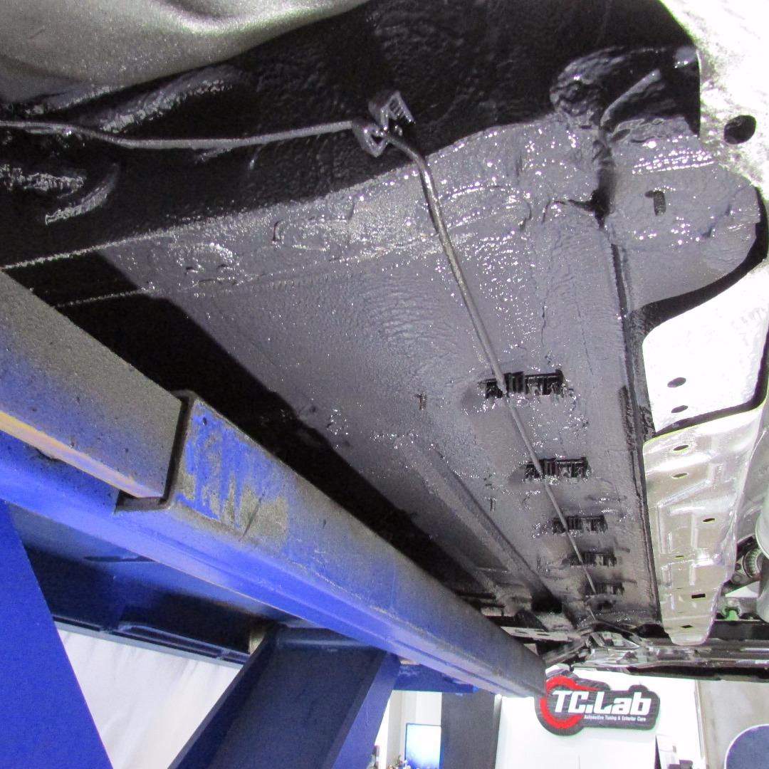 삼성 SM6 신차 뷔르트언더코팅,신차검수,LED실내등풀셋