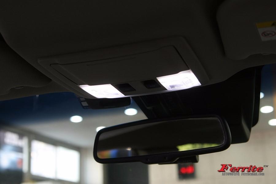 포드 토러스 실내등 LED 교체 시공